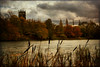 Mood for a Day (Chris Beesley) Tags: autumn colours cheshire lymm nd110 pentax1645 pentaxk100dsuper longdaytimeexposure