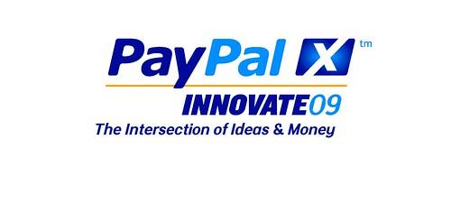 PayPal X Innovate Logo