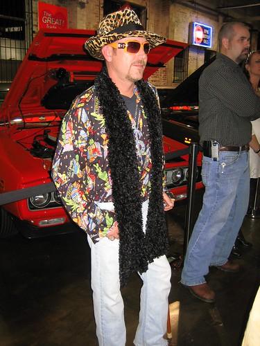 Daytona Superbird Auto Club Halloween Party 2009