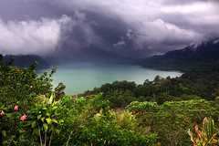 Lake Buyan (tropicaLiving - Jessy Eykendorp) Tags: light bali lake nature water clouds indonesia landscape tms efs1022mm tellmeastory bedugul ulundanu outdoorphotography gobleg canoneos50d tropicaliving lakebuyan hitechfilters rawproccessedwithdigitalphotopro tiffproccessedwithadobephotoshopcs3