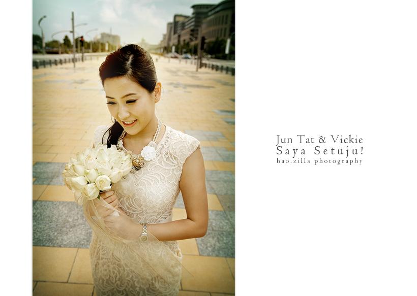 "JT & Vickie's ""Saya Setuju"" R.O.M 018"