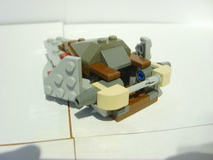 30_Covenant Tiamat-rear (Alexander's Lego Gallery) Tags: shadow trooper pod marine jackal lego marathon space chief united ghost halo banshee drop troopers master human elite orbital shock hunter swallow bungie command prophet nations grunt spartan mongoose warthog covenant drone tiamat arbiter unsc odst
