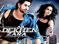 [Poster for Aa Dekhen Zara]