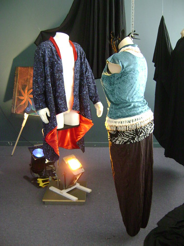 Costumes for The Tempest