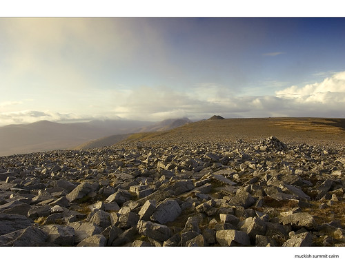 Muckish Summit Cairn