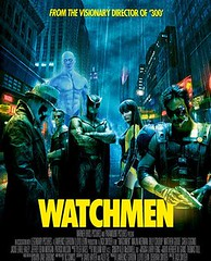 [Poster for Watchmen]