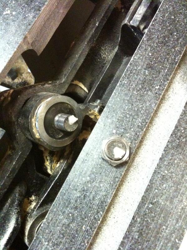 broken arbor