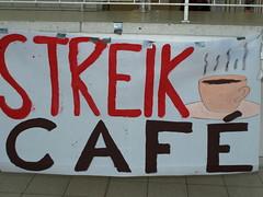 streikcafé