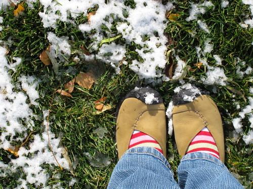 Bye bye snow