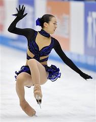 figure skating...falling down (torophyofeb_2009) Tags: fall ice skating down figure mao asada slip skater