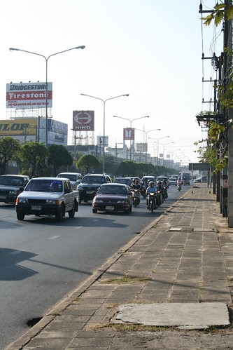 Ubon Ratchathani  Traffic