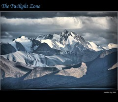 After The Sunset, Tso Moriri, Rupshu Valley, Ladakh, Jammu & Kashmir, India - 26.08.09 (Candle Tree) Tags: india twilight ladakh tsomoriri jammukashmir korzok mountaindesert transhimalayas colddesert korzokvillage chanthangplateau rupshuvalley duskattsomoriri