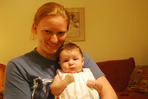 Savannah and Aunt Amy