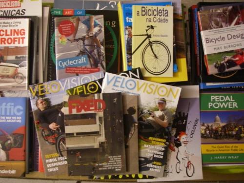 Livros @ Café Vélo - Cenas a Pedal