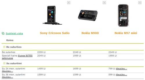 Nokia N900   ne toks ir brangus?