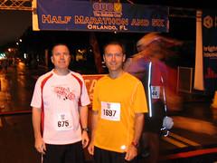 OUC Half Marathon 2009