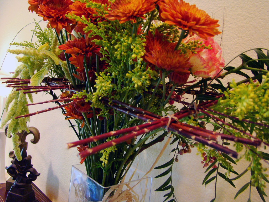 DSC02161 Armature bouquet closeup