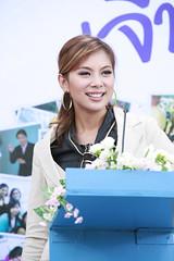 14 Christy คริสตี้ กิ้บสัน MV filming--เจ็บที่ไม่ได้เชิญ (Jep Tee Mai Dai Chuen)