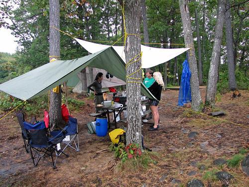 Campsite # 509-The Massasauga Park, Ontario