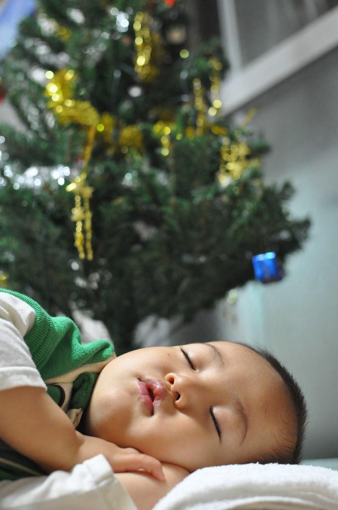 サンタさんを夢見て