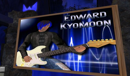 edward kyomoon at the musicians lair