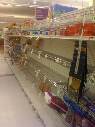 The chip aisle. SnOMG!