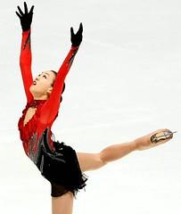 FIGURE SKATING MAO ASADA (masada8319) Tags: world winter ice sport japan skating champion national skate figure mao asada skater championships