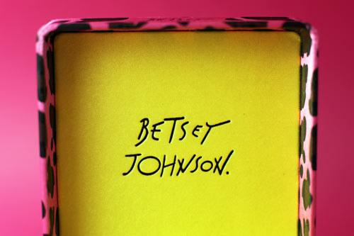 Betsey Johnson Jewelry Box