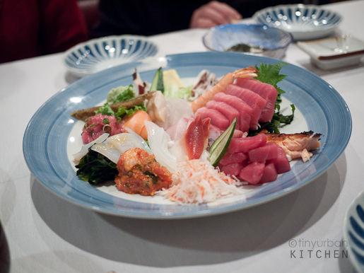 Sushi Gen Combo Set