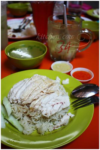 Tian-tian Chicken Rice - Best!