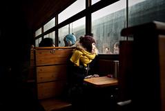 窗外 by MAO.MAO - Leica M8 Zeiss 21mm f2.8 Biogon ISO320   1/90Sec   F2.8   Adobe  Lightroom2
