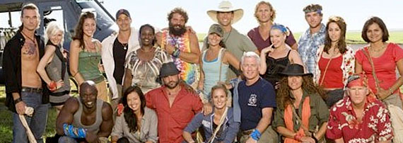 Survivor Heroes Vs Villains Cast