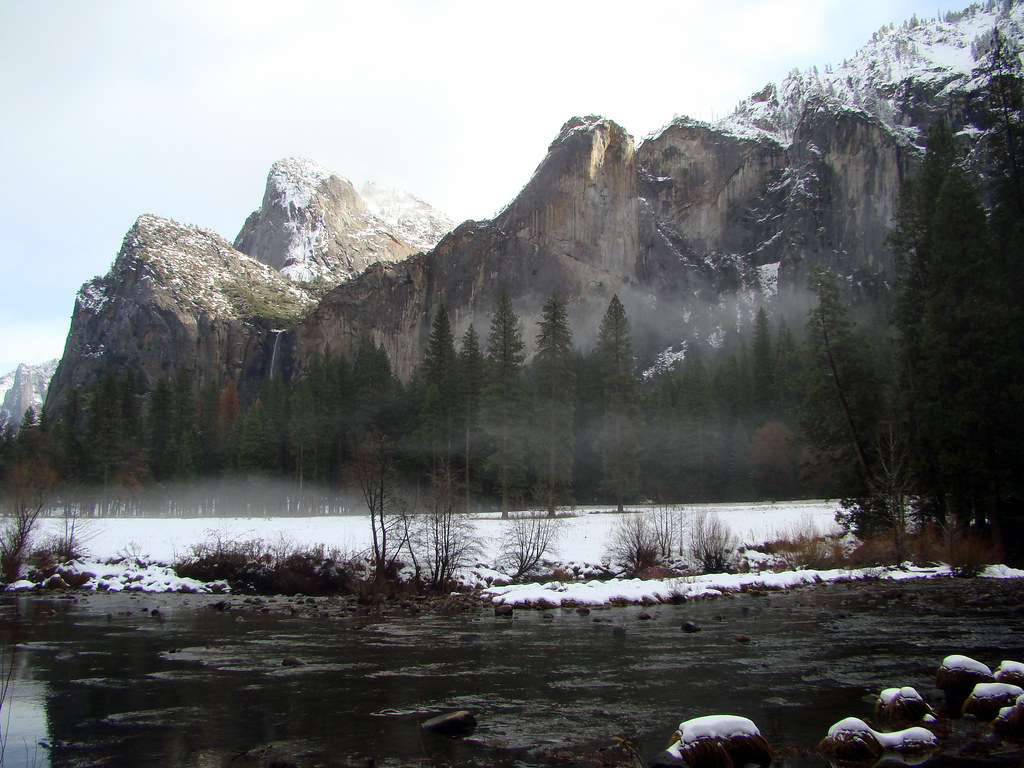 DSC04129 Yosemite - Merced River