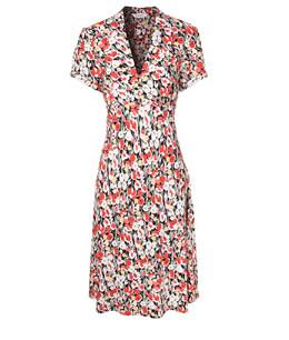 Elodie floral print dress