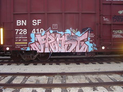 frost (the7footer) Tags: train graffiti frost graffitifreight