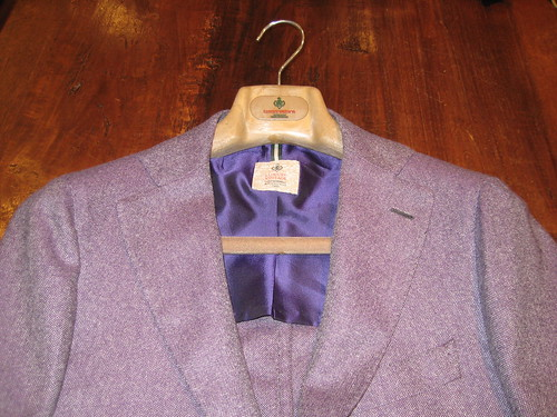 Borrelli Luxury Vintage jacket