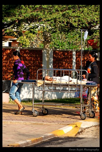 Kids in Cambodia - Free Hospital in a Land of Abundant Need
