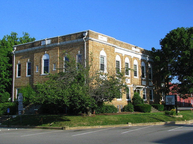 Hickman County Courthouse (2008 Version)