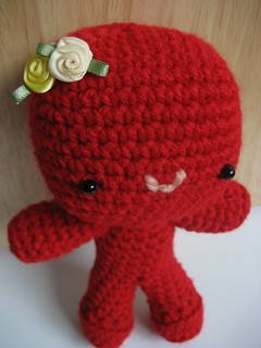 Amigurumi Square Doll : Ravelry: Amigurumi Square-Head Monster pattern by Emily ...