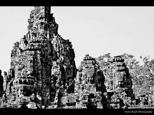 Bayon - Tower of Faces