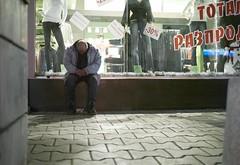 ... (k_stoilova) Tags: street leica city urban night alone sofia nacht candid strasse bulgaria stadt m8 asph alein summiluxm 11435mm availableleight