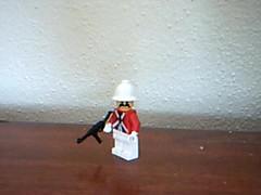 MP40 w/ Stock (The Skull Bandit) Tags: brick art apple movie for tv call arms lego duty ghost engine halo artsy will prototype microsoft amelia trans build cod nerf trade bionicle proto prototypes chapman protos mw2 brickarms mw1