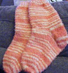 Bagpuss socks