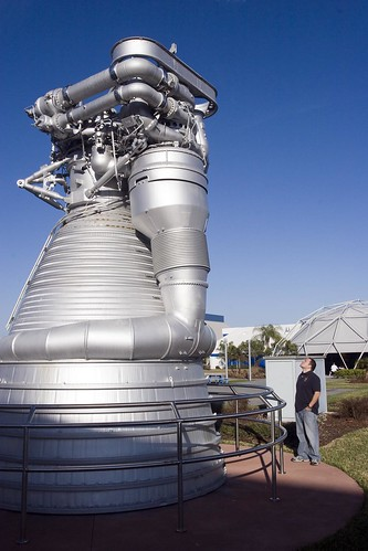 Saturn V Engine