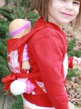 Baby Doll Mei Tai Carrier
