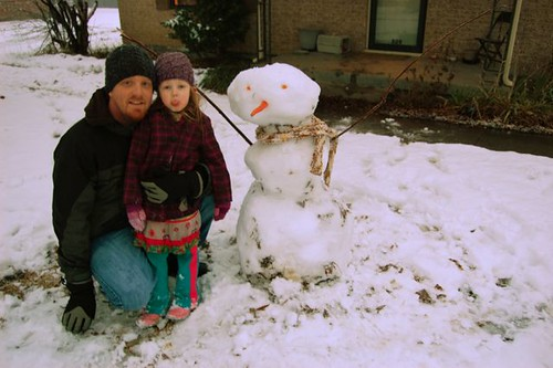 Snowman builders