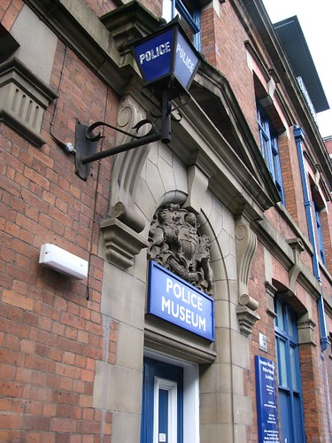 The Greater Manchester Police Museum - Manchester