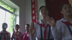 Highschool in Pyongyang bye bye- North Korea (Video HD Bank) Tags: film movie video education asia image korea highschool asie coree northkorea footage pyongyang dprk coreadelnorte nordkorea democraticpeoplesrepublicofkorea    movingimages coreadelnord   insidenorthkorea  rpdc  coreiadonorte  bankvideoyahoocom