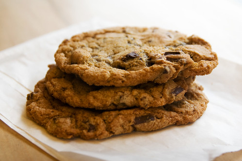 awesome chocolate chip cookies