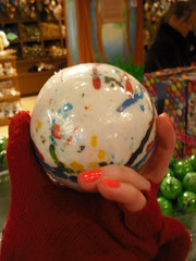 Giant gobstopper